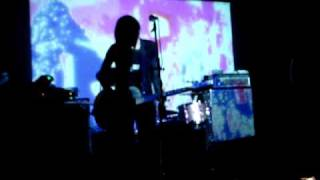 Sixteen Deluxe live @ Anti-SXSW New York Night Train Day Party  -