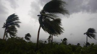 Hurricane Matthew hits Haiti thumbnail