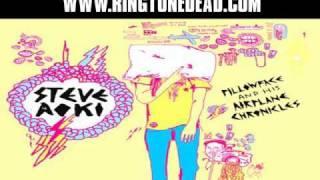 Steve Aoki - Licky  - Herve Goes Low Remix Feat. Santogold  [ New Video + Lyrics + Download ]
