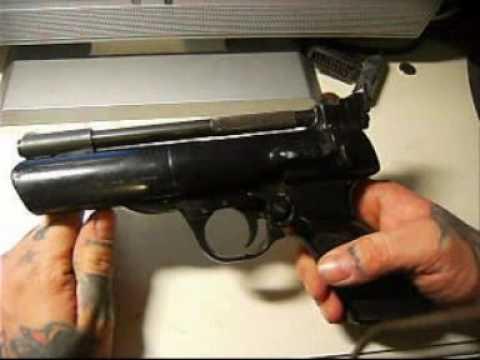 webley tempest air pistol review .