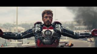 Iron Man All Suit Up Scenes. thumbnail