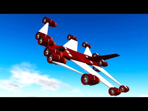 FASTEST PLANE EVER!! Challenging TOP SPEED of SR71 BLACKBIRD (Simple Planes)