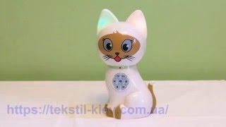 Интерактивная игрушка кошка Соня