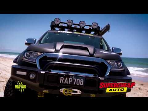 Raptor Paint - Tough and Tintable Protective Coating - Now Available at  Supercheap Auto