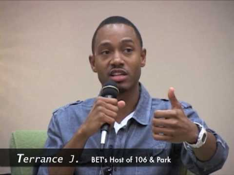 BET's Terrence J., Life's Choices Interview - YouTube