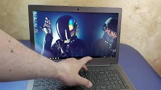 Обзор моего ноутбука Lenovo IdeaPad 520 15IKB