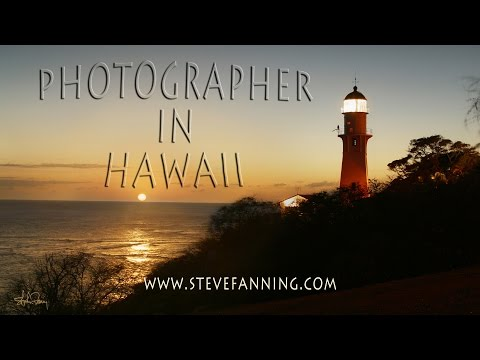 Photography-Video- Media in Hawaii - Steve Fanning