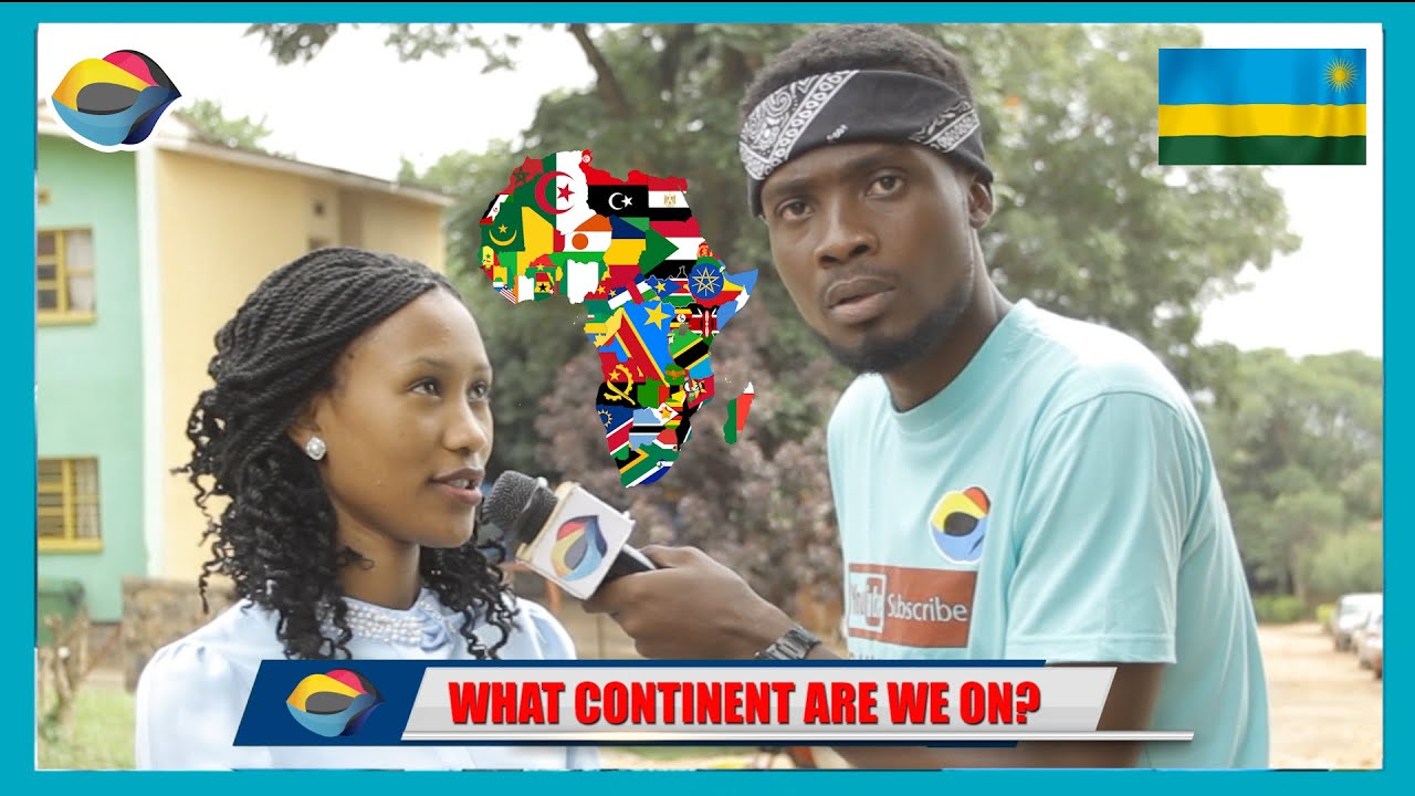 What Continent Are We On? | Street Quiz ?? | Funny Videos | Funny African Videos | African Comedy |