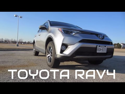 2018 Toyota Rav4 XLE | Full Review and Test Drive