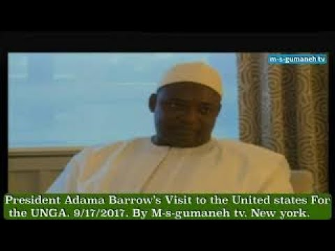 WELCOME TO THE NEW GAMBIA, A LAND OF OPPORTUNITIES