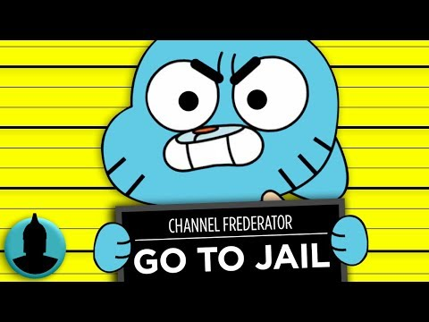 10 The Amazing World of Gumball Episodes That Would Get Gumball LOCKED UP (Tooned Up S5 E34)