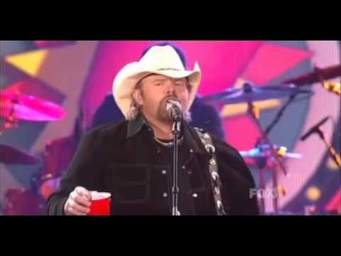 """Toby Keith """"Red Solo Cup"""" - ACA Performance"""