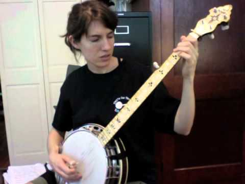 Spanish Pipedream Excerpt From The Custom Banjo Lesson From The