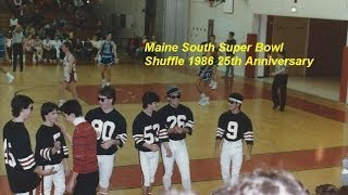 Download '86 Maine South Super Bowl Shuffle - 25th Anniversary Edition Ver. 8X MP3 song and Music Video