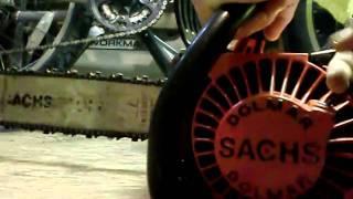 Sachs Dolmar KMS-4 wankel engine