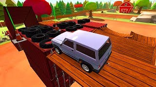 Truck Trials 2.5: Free Range (by Hondune Games) - iOS / Android Gameplay