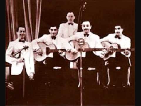 Django Reinhardt - Brazil - Paris, 10.03. 1953