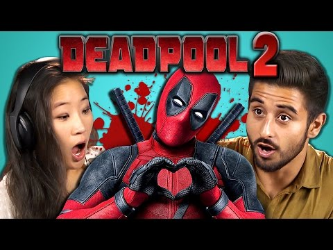 Thumbnail: COLLEGE KIDS REACT TO DEADPOOL 2 TEASER TRAILER