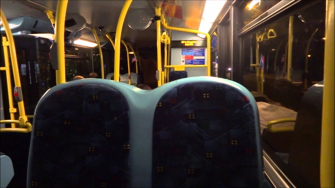 Journey on the 85 ve3 lx58cwm alexander dennis enviro for Bus timetable perth 85