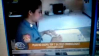 PO2 DERLA RANK 7 IN CRIMINOLOGY BOARD EXAM