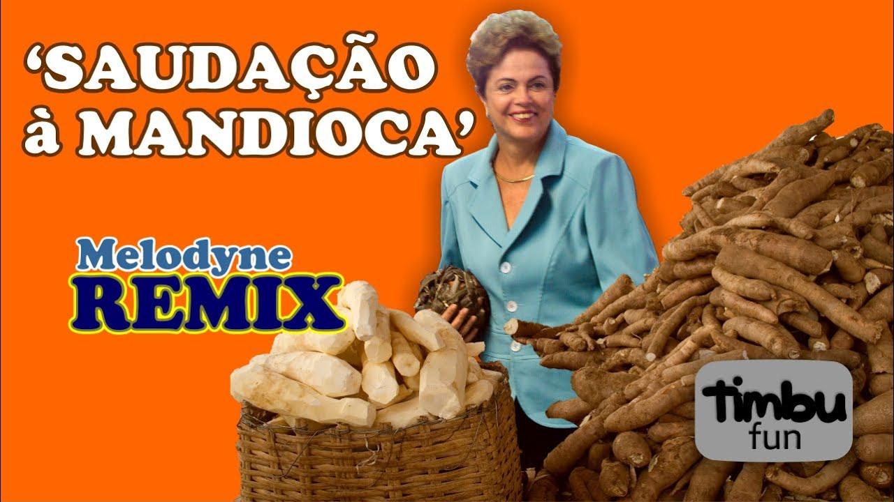 Dilma - Saudação à Mandioca (REMIX) - By Timbu Fun