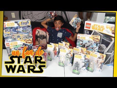 Tienes que ver Star Wars y Han Solo/ Giveaway Regalos ANDREW PONCH