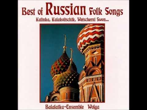 Balalaika Ensemble - Korobushka (Peddler's box) Russian folk