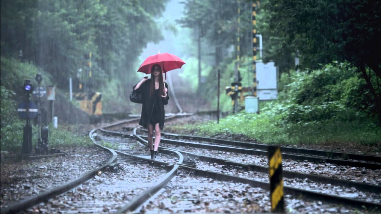 Lovely Girl Wallpaper 3d Tenshi No Koi My Rainy Days Waltz 1080p Youtube