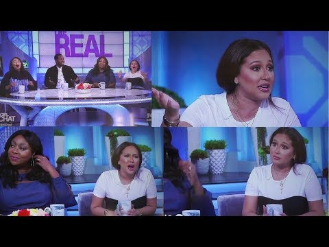 Adrienne Bailon SHOCKS EVERYONE with her Opinion About 3 SUM while MARRIED!