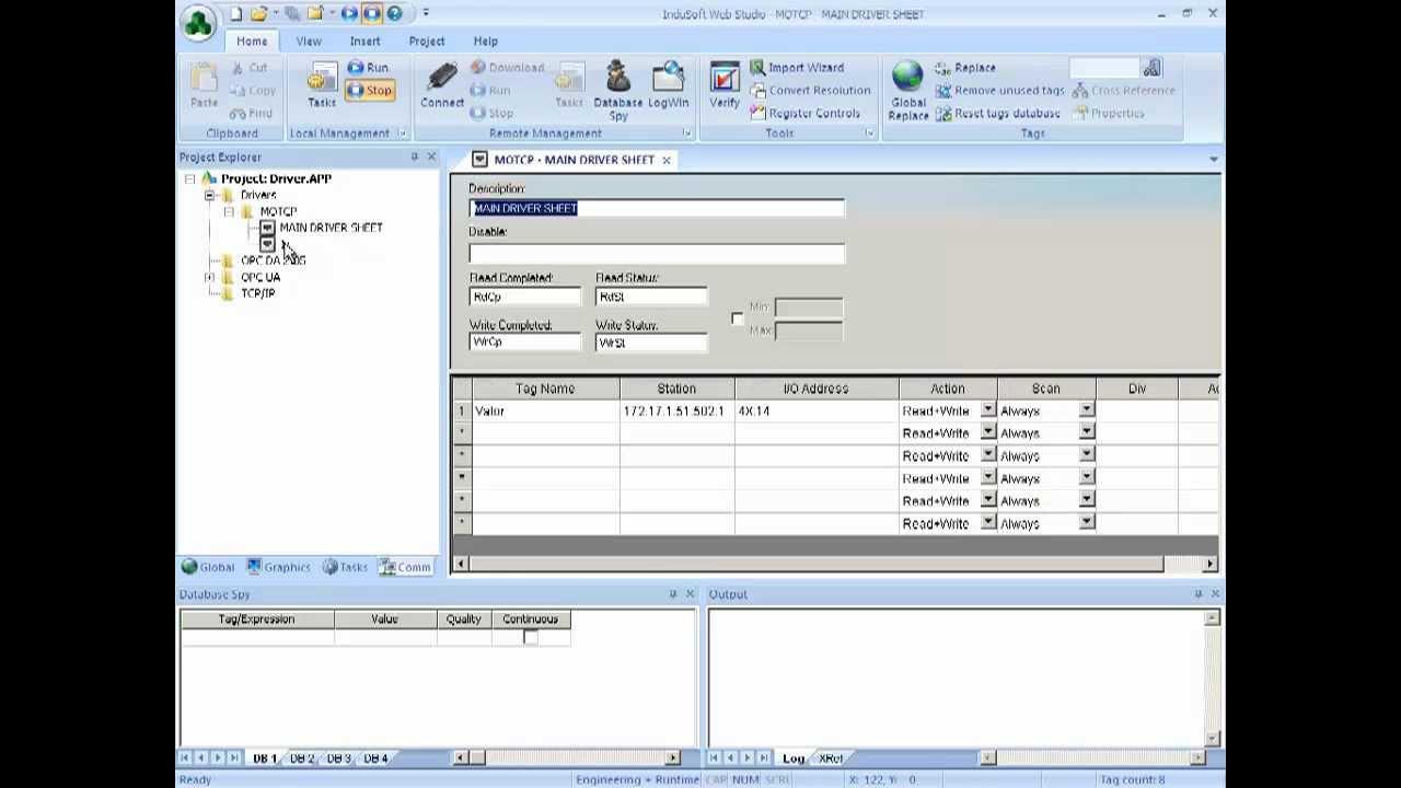 INDUSOFT MODBUS TCP TREIBER WINDOWS XP