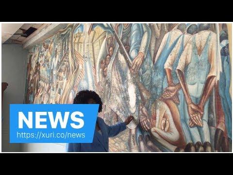 News - 2 cultural treasure Houston get Hurricane Harvey conservation emergency funding
