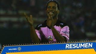 Resumen Ronaldinho en el Callao: Sport Boys vs Cantolao (3-0)