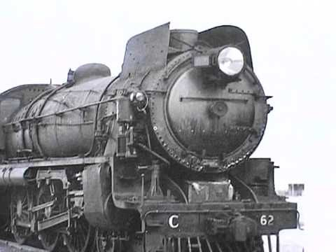 Australian Steam Trains - Pigs & Pacifics