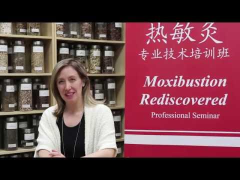 Heat Sensitive Moxibustion Seminar - Toronto, April 20-22, 2019