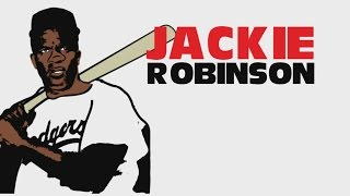 Celebrating Black History with Jackie Robinson for Kids (Cartoon Jackie Robinson Story)