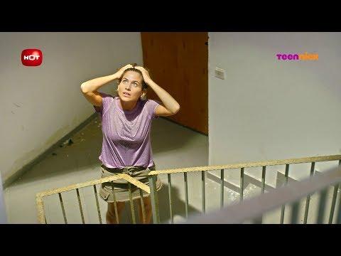 שכונה 3: הרגעים הגדולים - רחלי מנסה לברוח מרוי | טין ניק