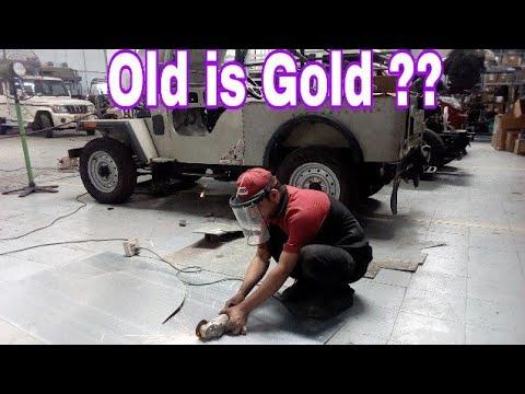 Jeep Full Restoration