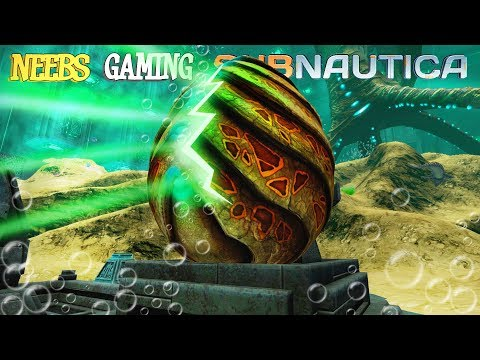 WHAT'S IN THE EGGS?  |  Subnautica #25