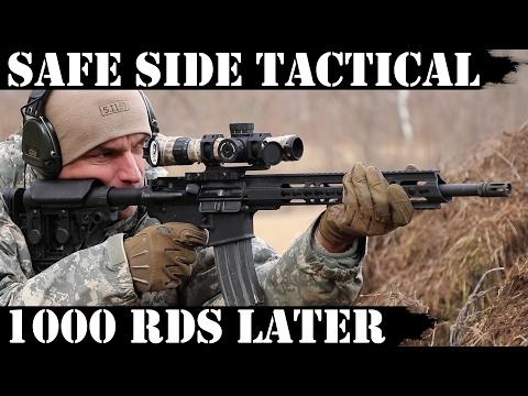 Budget AR15 - Safe Side Tactical: 1000rds!
