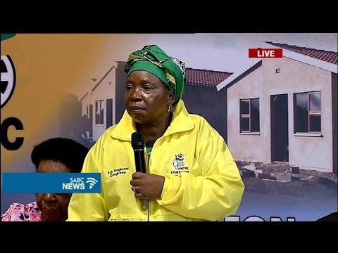 Dlamini-Zuma addresses ANC's cadre forum