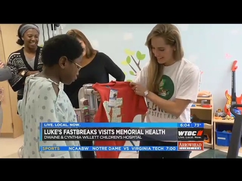 WTOC News (Savannah, GA): Young boy's medical shirt invention brought to  patients in Savannah
