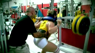 Bodybuilding Motivation - Girls Only (2012) Moreno