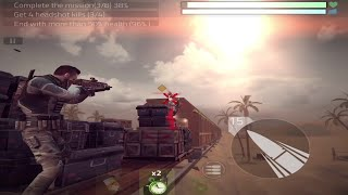 Cover Fire: Shooting Games Free Android Gameplay