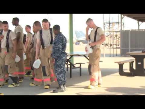DEFY Tour Louis F Garland fire academy - YouTube