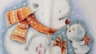 Coisas de natal – Pintura em tecido