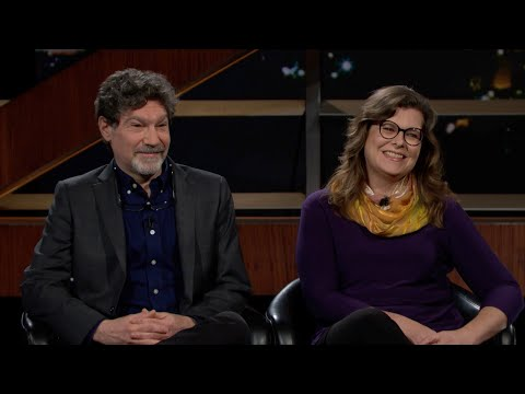 Heather Heying & Bret Weinstein: The Lab Hypothesis | Real Time (HBO)