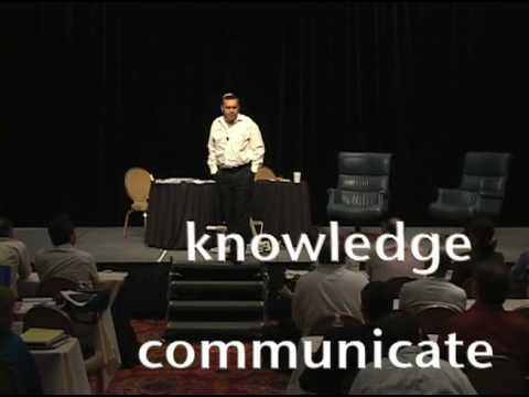 Eli Goldratt explains TOC.tv