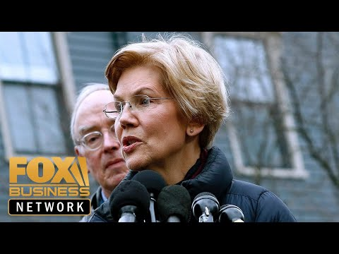 What to know about Warren's plan to break up big tech companies