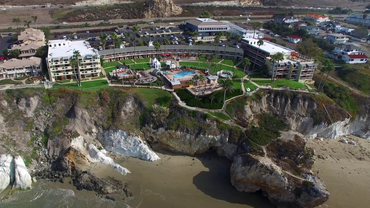 Visit Pismo Beach With The Seacrest Oceanfront Hotel