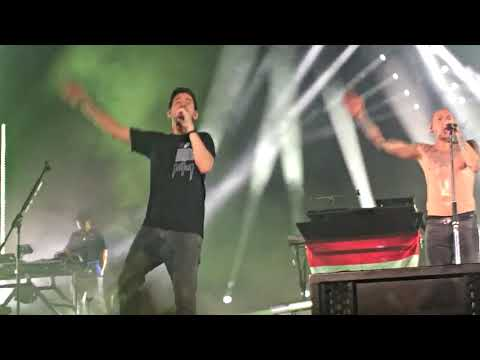 Linkin Park - Invisible (Video) One More Light Live (Ziggo Dome, Amsterdam - 20.06.2017)
